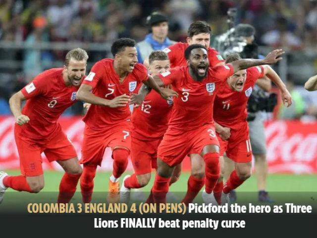 """Anh thắng 11m, chấn động World Cup: """"Báo nhà"""" bùng nổ khen siêu anh hùng"""