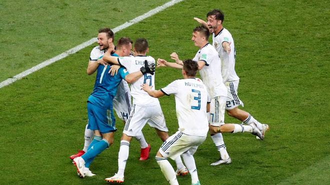 8 anh hào tiến vào tứ kết World Cup 2018: Họ là những ai? - 1