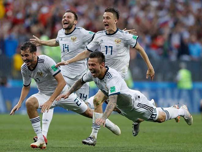 Giải mã World Cup lạ lùng và bí ẩn ở Nga - 1