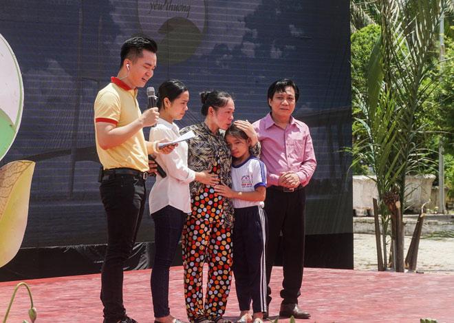 Vinamilk trao 76.500 ly sữa cho trẻ em tỉnh Vĩnh Long - 1