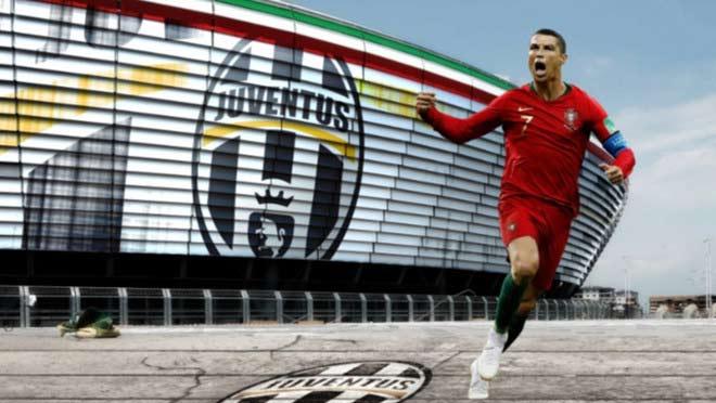 """""""Siêu bom tấn"""" Ronaldo đến Juventus: Giá cực sốc, áo số 7 sắp lên kệ - 1"""