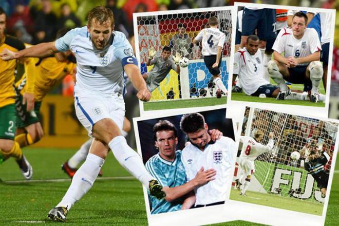 ĐT Anh thắng 11m đầu tiên ở World Cup: Lịch sử sang trang, ôm mộng cúp vàng - 1