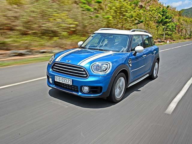 Bảng giá xe Mini Cooper cập nhật mới nhất