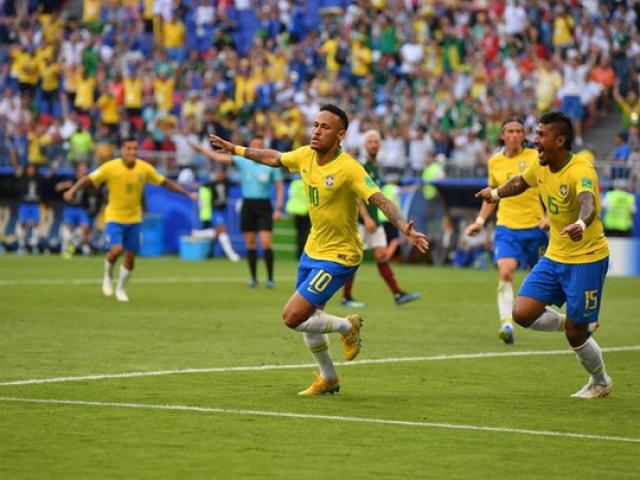 """Tứ kết World Cup 2018: Nam Mỹ mơ """"lật kèo"""" châu Âu, phá lời nguyền 16 năm"""