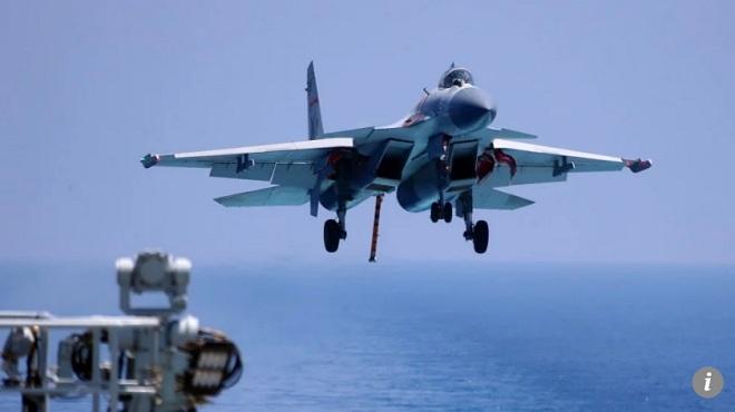 """TQ gấp rút phát triển tiêm kích hạm mới thay thế """"thảm họa J-15"""" - 1"""