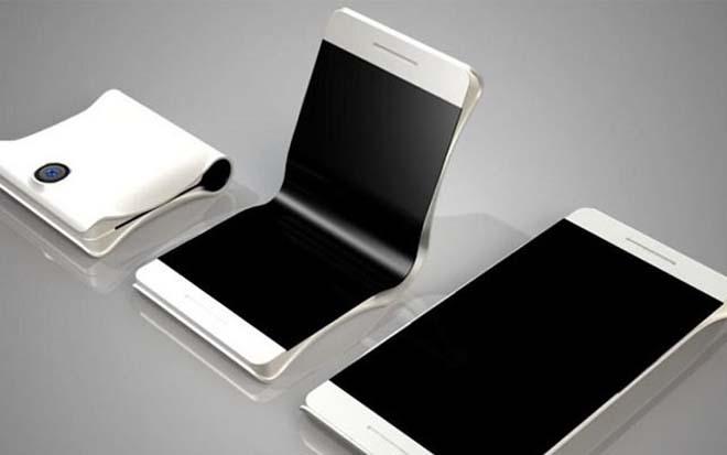 """Lộ """"ảnh nóng"""" viên pin cong dung lượng tới 6000 mAh của Galaxy X - 1"""