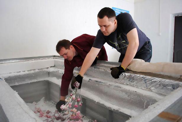Dịch vụ đông lạnh thi thể chờ sống lại đắt hàng ở Nga - 1