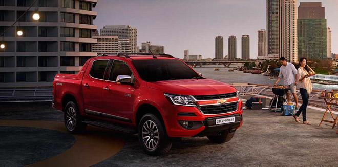 Chevrolet ra mắt Colorado phiên bản mới kèm giá bán hấp dẫn - 1
