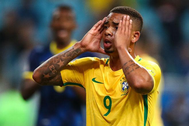 """Tứ kết World Cup, Brazil - Bỉ: Jesus đại chiến Lukaku & """"con bài tẩy"""" Firmino - 1"""