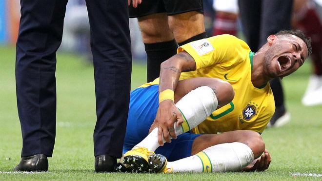 """Tứ kết World Cup, Brazil - Bỉ: Neymar bị """"đánh hội đồng"""", lo âm mưu phá hoại - 1"""
