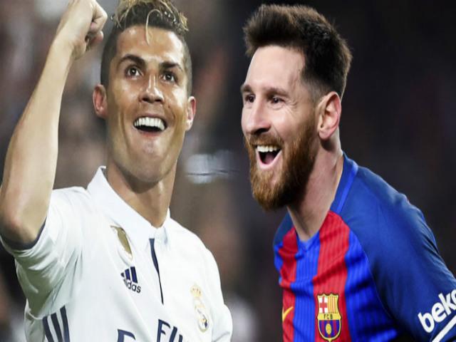 Ronaldo chia tay Real, đến Juventus: Đại thảm họa La Liga, Messi làm bá chủ
