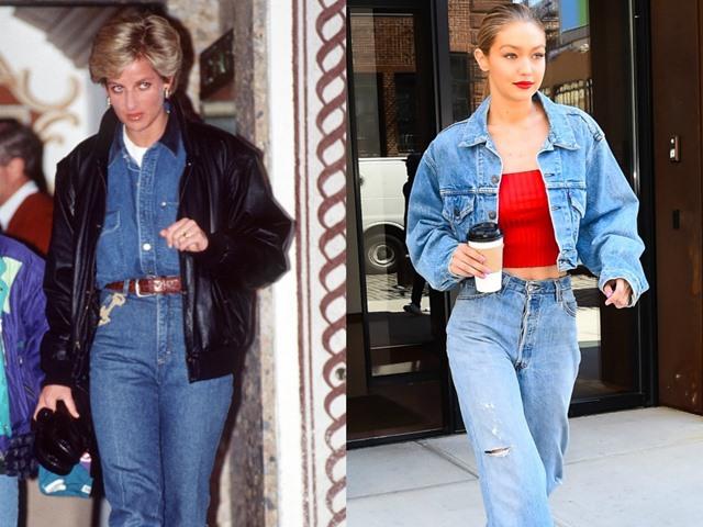 Trang phục công nương Diana mặc ngày nào giờ vẫn mốt