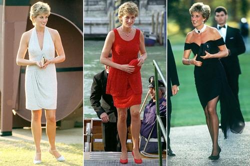 Trang phục công nương Diana mặc ngày nào giờ vẫn mốt - 1