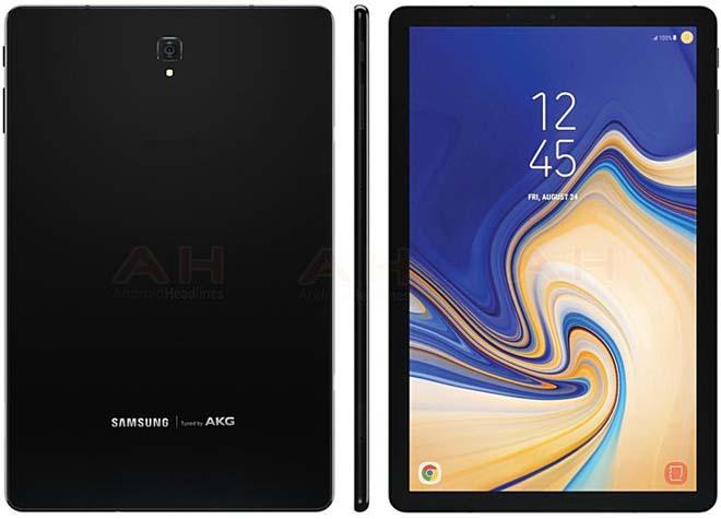 """Galaxy Tab 4 lộ diện với thiết kế """"quyến rũ"""", ra mắt tháng 8 - 1"""
