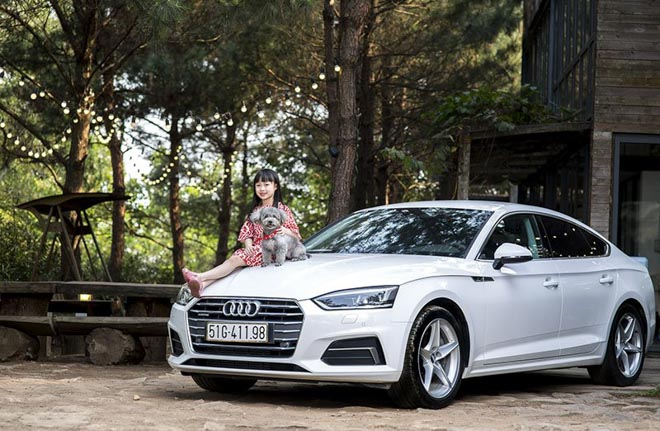 Bảng giá xe Audi cập nhật mới nhất - 1
