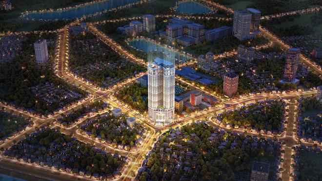 """Hateco công bố dự án đẳng cấp tại """"tâm điểm vàng"""" quận Đống Đa - 1"""