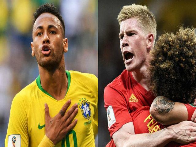 Dự đoán tỷ số World Cup 6/7: Brazil át vía Bỉ, Uruguay thắng Pháp ở hiệp phụ