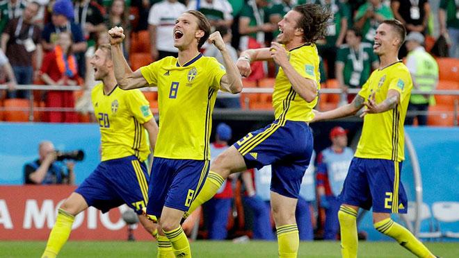 """World Cup, Thụy Điển - Anh: Đợi Kane tỏa sáng, """"khoan bê tông"""" Thụy Điển - 1"""