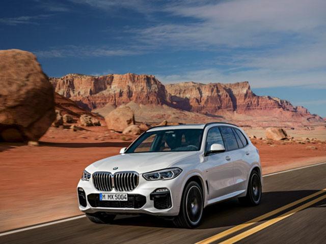 BMW X5 thế hệ mới chính thức công bố giá bán từ 1,7 tỷ đồng