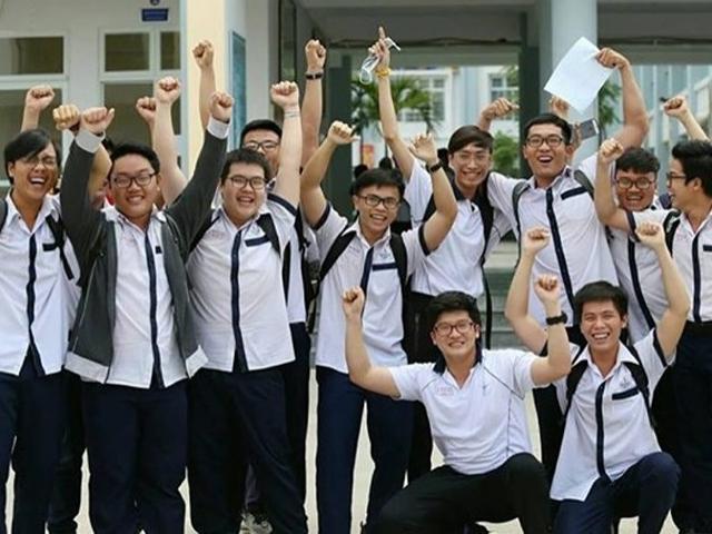 Điểm thi THPT quốc gia tại TP.HCM: Môn Văn có năm điểm 9