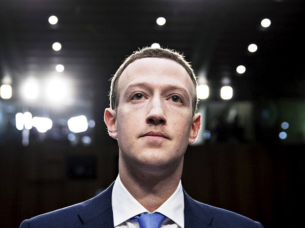 Mark Zuckerberg trở thành tỷ phú giàu thứ ba thế giới - 1