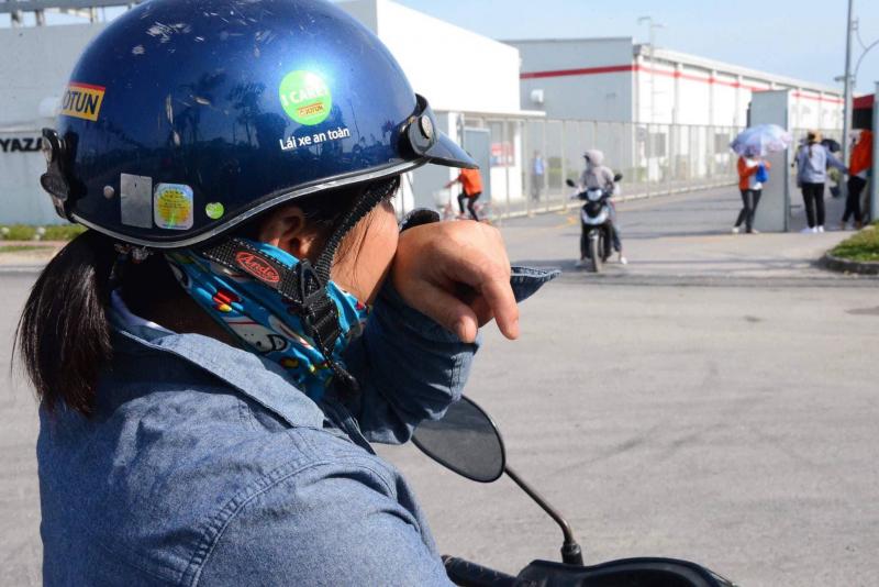 Ngộ độc ở Quảng Ninh: Công nhân trả lời phỏng vấn bị hành hung - 1