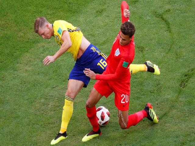 Trực tiếp World Cup Thụy Điển - Anh: Đánh đầu dũng mãnh, nổ tung cầu trường