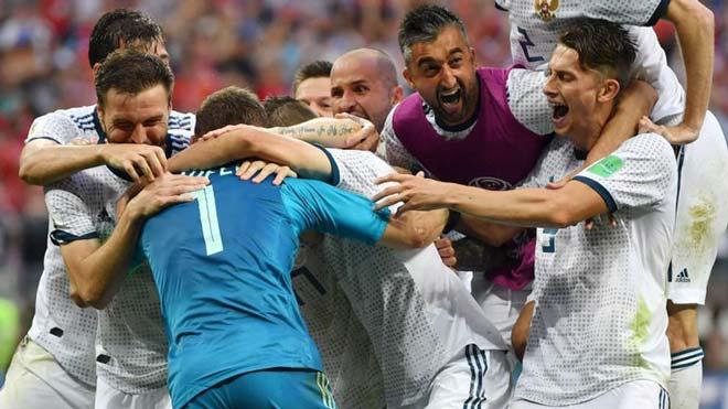 World Cup, Nga – Croatia: Giấc mơ chủ nhà & ngọn núi Modric, Rakitic - 1