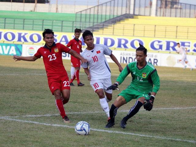 U19 Việt Nam - U19 Indonesia: Đối thủ khó chơi, bi kịch phút 81