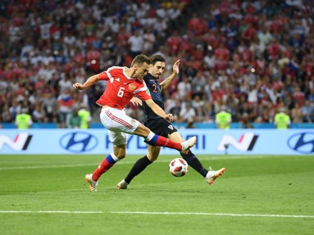 """Chi tiết World Cup Nga - Croatia: Bản lĩnh thắng """"đấu súng"""" (KT)"""