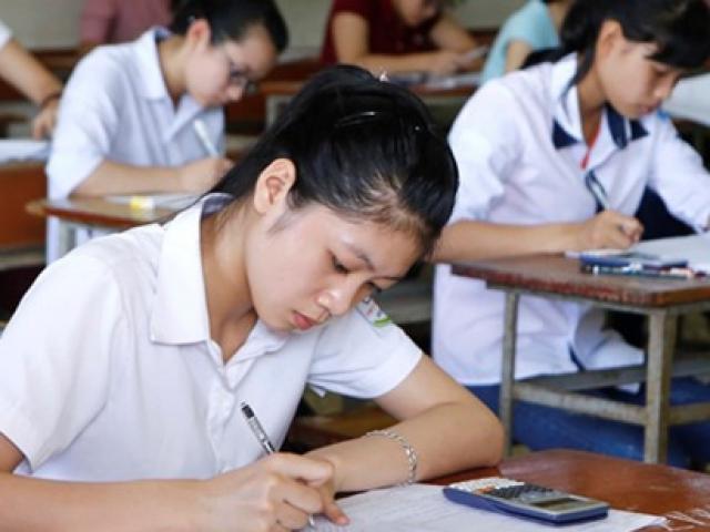 Chấm thi THPT quốc gia tại các địa phương: Có điểm 10, ít điểm liệt