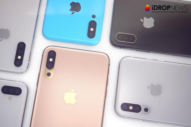 iPhone 2019 có 3 camera chính - cú đánh lớn của Apple với AR - 1
