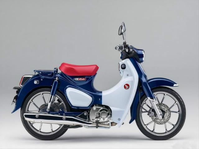 2019 Honda Super Cub C125 bản toàn cầu lộ diện, sẽ về Việt Nam