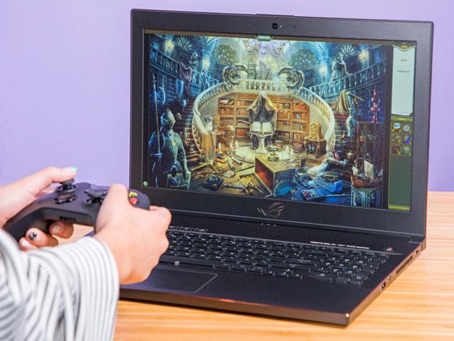 """Laptop Asus Rog GU501: """"Trâu chiến"""" cho game thủ"""