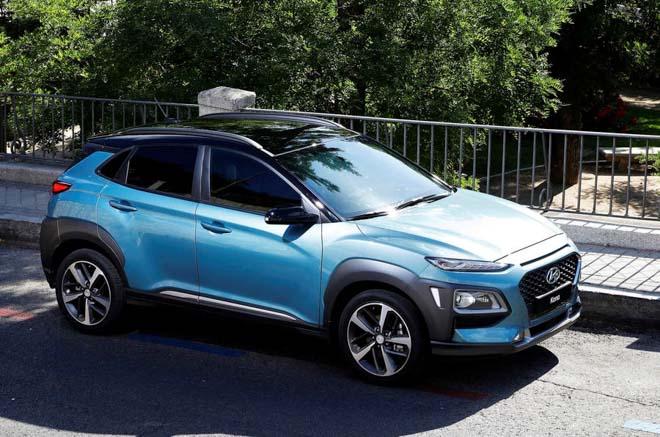Hyundai Kona lộ thông số kỹ thuật, sắp bán tại Việt Nam - 7