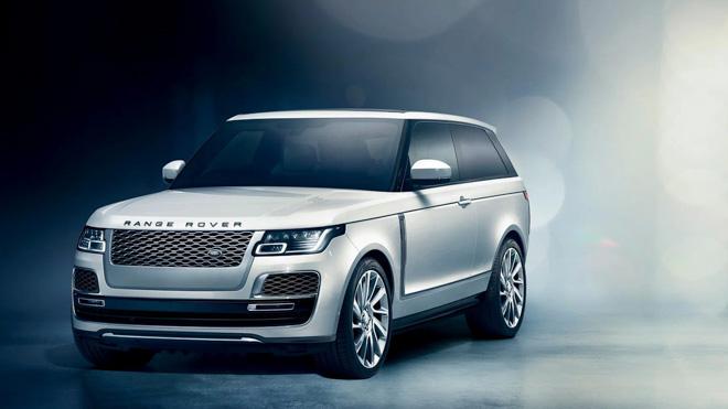 Range Rover thế hệ mới sẽ có thiết kế và động cơ hoàn toàn mới - 1