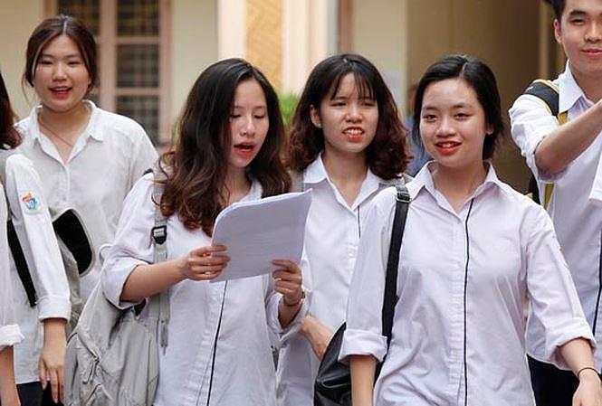 Chấm thi THPT quốc gia: Nhiều điểm 10 ở các môn trắc nghiệm - 1