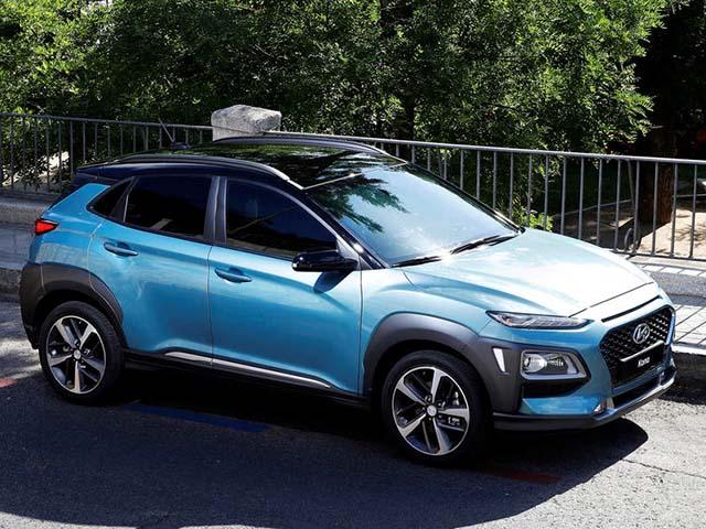 Hyundai Kona lộ thông số kỹ thuật, sắp bán tại Việt Nam