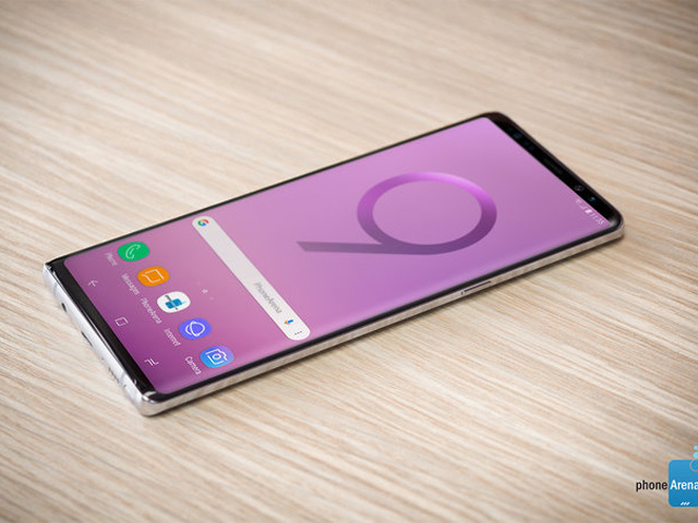 """Galaxy Note 9 kỳ vọng """"đánh bại"""" bộ ba iPhone 2018"""