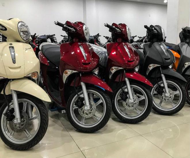 Bảng giá xe máy Yamaha tháng 7/2018: Giảm tới 2,5 triệu đồng - 1
