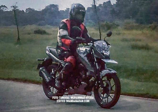Suzuki Bandit 150 rục rịch ra mắt, đe dọa Exciter - 1