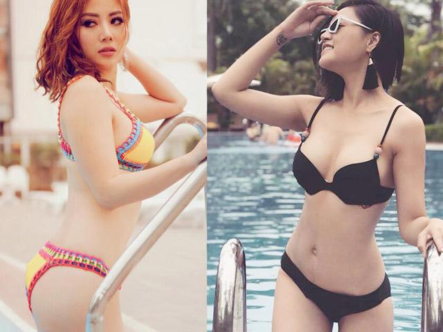 """Dàn """"gái bán hoa hot nhất màn ảnh Việt"""" liên tục đốt mắt khán giả"""