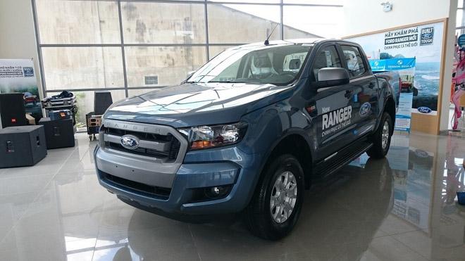 So sánh Ford Ranger 2.2 XLS và Chevrolet Colorado 2.5 VGT : Phiên bản một cầu số tự động giá rẻ - 4