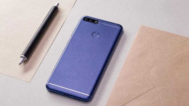 Honor tung Smartphone viền mỏng giá 'hạt dẻ' mở khóa bằng khuôn mặt - 1