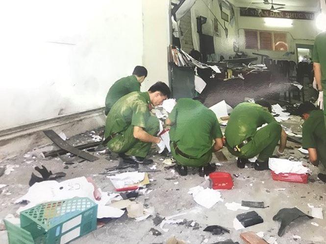 Nhóm khủng bố từng có ý định gây nổ ở Đồng Nai - 1