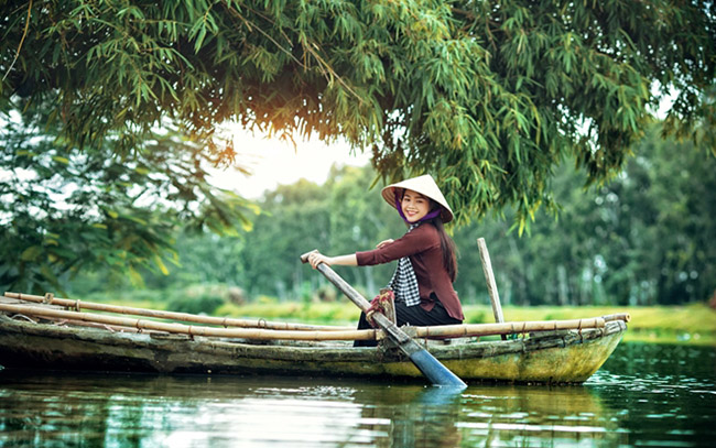 No need to go far, Vietnam also has beautiful and sparkling scenes like this - 2