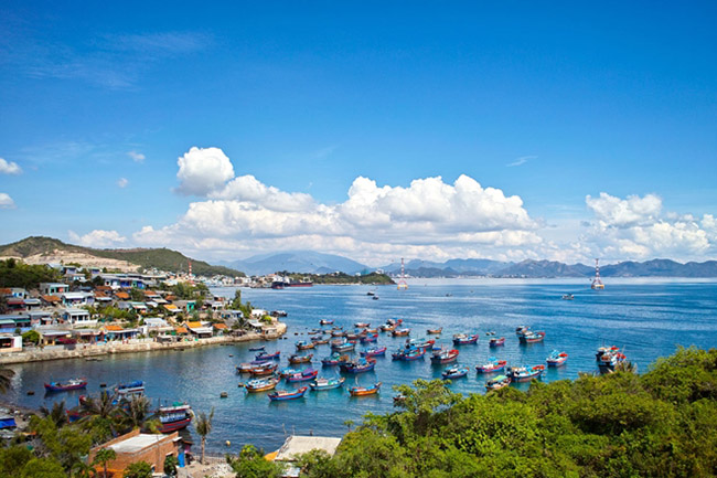 No need to go far, Vietnam also has beautiful and sparkling scenes like this - 7