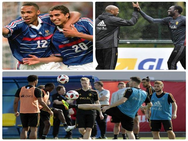 """Bán kết World Cup, Pháp - Bỉ: Henry hóa Judas, """"Gà trống"""" sợ """"tắt tiếng"""""""