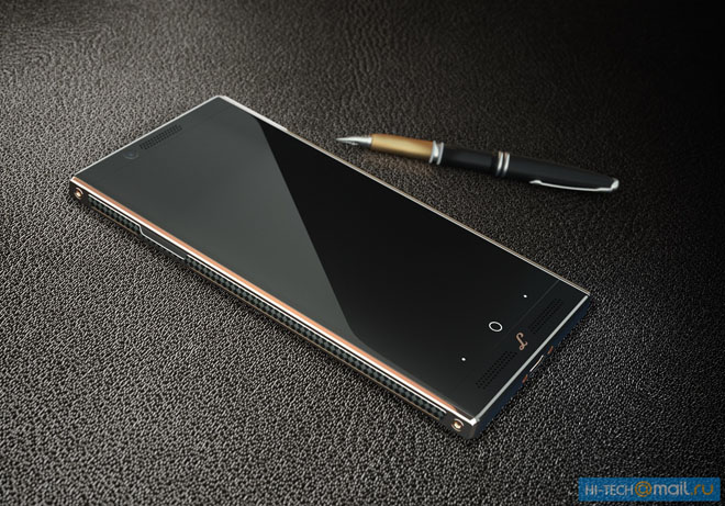 Đánh giá smartphone siêu sang Tonino Lamborghini Alpha One - 4