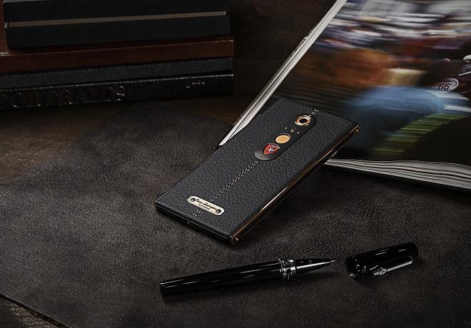 Đánh giá smartphone siêu sang Tonino Lamborghini Alpha One - 5